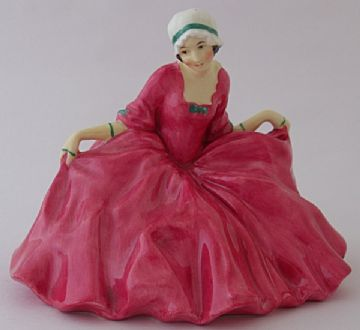 Royal Doulton Polly Peachum Figure HN 549 Beggar's Opera Series